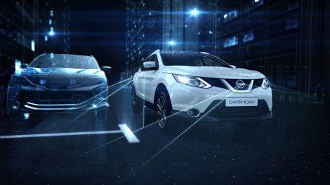 Nissan, camera systeem