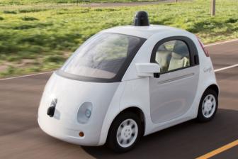 Google, zelfrijdende auto, selfdriving car