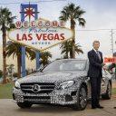 Mercedes-Benz E-Klasse: Autonom über die Highways im Bundesstaat NevadaMercedes-Benz E-Class: Self-driving across the highways of Nevada