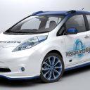 Nissan, intelligent driving, autonome auto, autonoom, Nissan Leaf, elektrische auto