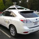 """Google's Lexus RX 450h Self-Driving Car"""" by Driving_Google_Self-Driving_Car.jpg: Steve Jurvetsonderivative work: Mariordo - This file was derived from Driving Google Self-Driving Car.jpg:. Licensed under CC BY 2.0 via Commons - https://commons.wikimedia.org/wiki/File:Google%27s_Lexus_RX_450h_Self-Driving_Car.jpg#/media/File:Google%27s_Lexus_RX_450h_Self-Driving_Car.jpg"""
