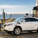 Google zelfrijdende auto, Kirkland, Lexus, SUV