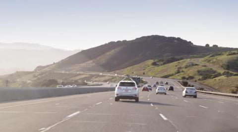 zelfrijdende auto, Google, Google Car