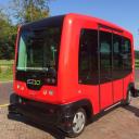 Proef met zelfrijdend vervoer in Appelscha