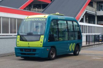 Parkshuttle, Rivium