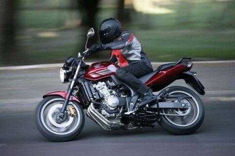 Motorrijder, motorfiets