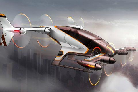 Vahana Airbus, prototype