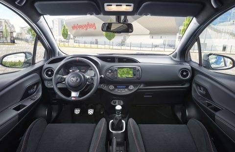 Interieur Toyota Yaris