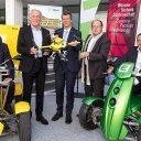 Tu Graz onderzoekt autonome bezorging met drone en Jetflyer