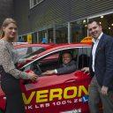 Marie-Claire de Molenaar (Opel), Ernest Alvares en Niels Verbeek (Opel). Foto: Piet Prins