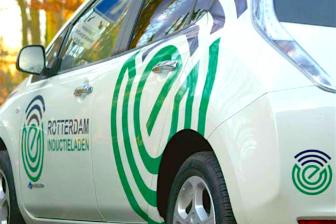 Draadloos laden voor de elektrische auto