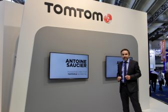 TomTom, Antoine Saucier