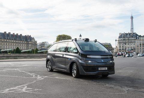 Groningen Werkt Samen Met Navya Aan Autonoom Vervoer Zelfrijdend