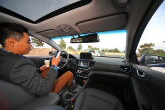 Hyundai autonoom rijden