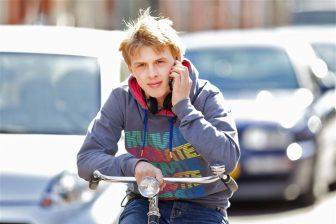 Bellen, fiets