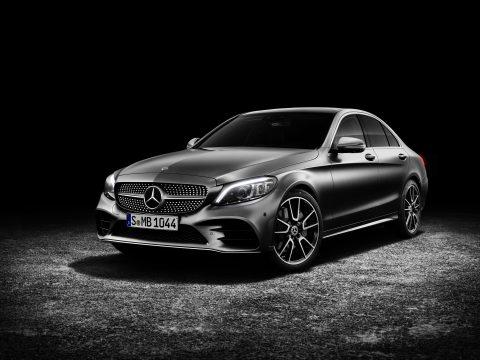 De nieuwe Mercedes-Benz C-Klasse