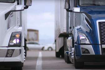 zelfrijdende truck Uber