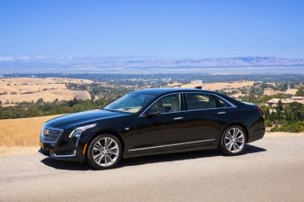 Cadillac CT6 Super Cruise