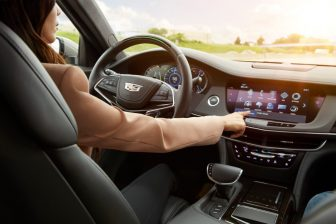 Cadillac met Super Cruise technologie van General Motors