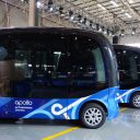 Baidu Apolong bus