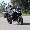 Zelfrijdende motor van BMW Motorrad