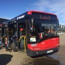 Siemens Rheinbahn-bus. Bron: Twitter