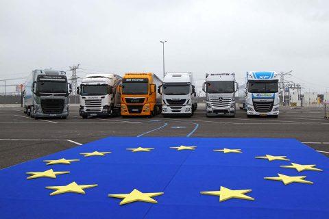 EU Truck Platooning Challenge