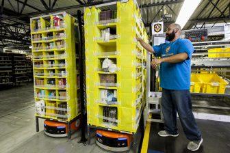 Amazon orderpicker
